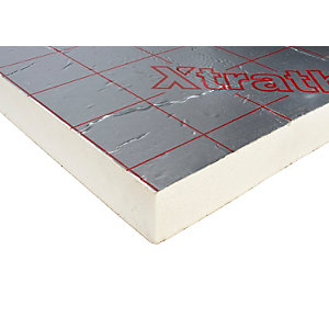 Xtratherm Pitched Roof Insulation Board 75mm x 1200mm x 2400mm