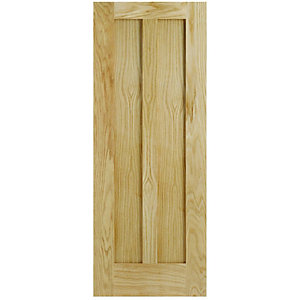 Oak 2 Panel Door 1981mm x 610mm x 35mm