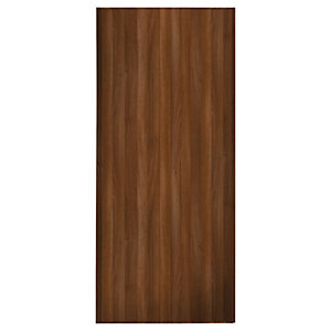Wickes Sliding Wardrobe Door Wood Effect Framed Mirror Or Panel Custom Size 1, 550-900mm