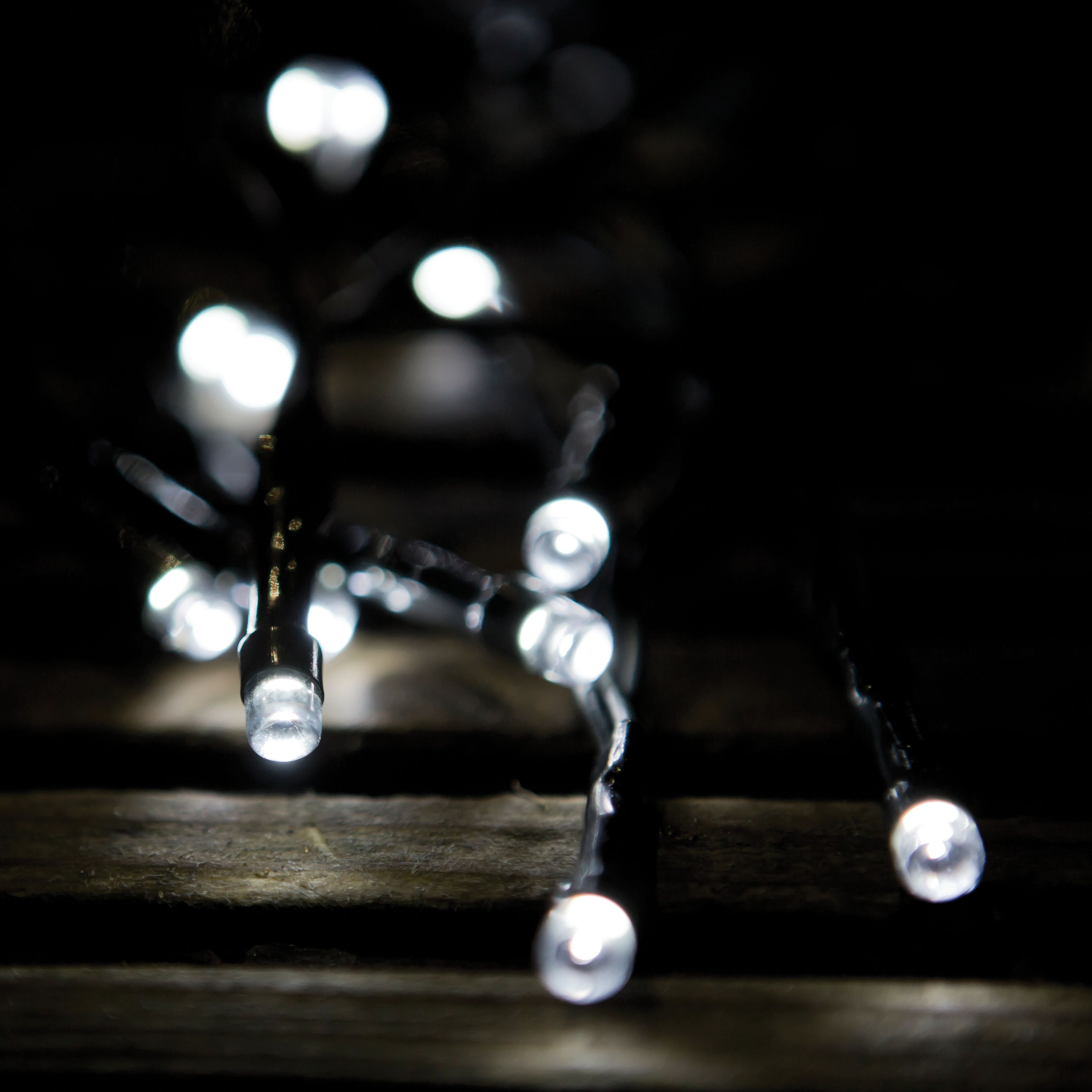 Wickes Garden Wall Lights : Wickes LED Solar String Lights Pack 100 Wickes.co.uk