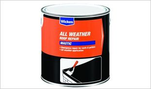 Wickes All Weather Roof Repair Mastic