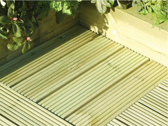 Ideas for decking for Garden decking quotes uk