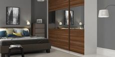 Wood Effect Frame 3 Panel Doors - Wideline