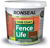 Shed and fence protection