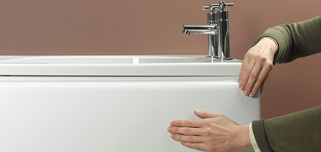 How to Fit a Bath and Taps Wickescouk