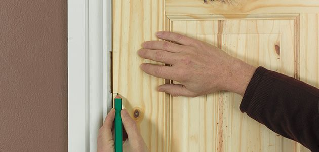 7 & How to fit an internal door | Wickes.co.uk Pezcame.Com