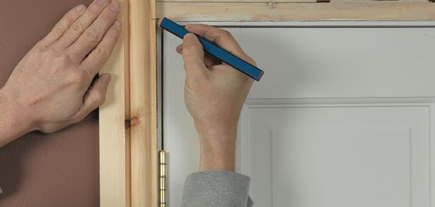 How To Fit Architrave And Skirting