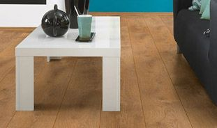 How to guide showing how to lay laminate flooring