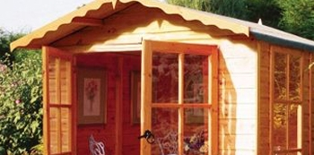 Log cabin or summer house advice