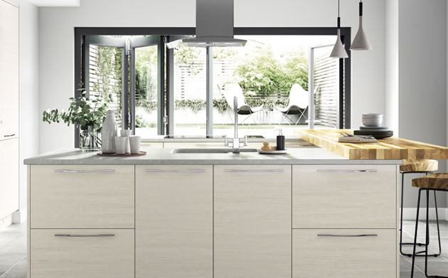 Kitchen door handles wickes mouse over image for a closer for Wickes kitchen cabinet sizes