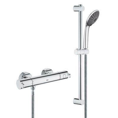 grohe taps showers. Black Bedroom Furniture Sets. Home Design Ideas