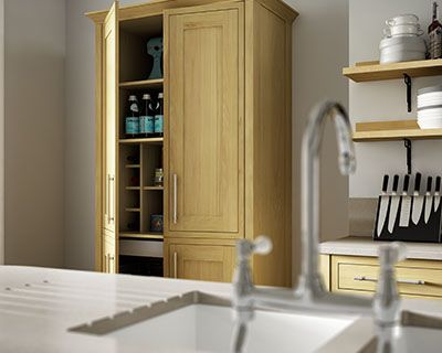 Heritage Oak Kitchen & Heritage Oak Kitchen | Wickes.co.uk Pezcame.Com