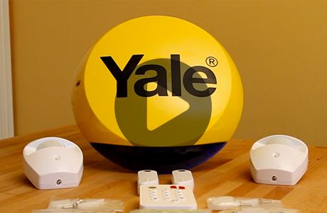 How to fit a Yale standard alarm