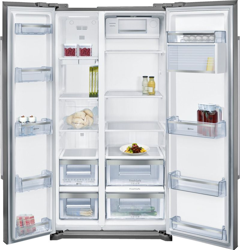 Cooling inc. American Fridge Freezers