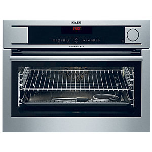 AEG Compact Steam Oven - KS8404701M