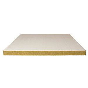 Rockwool Hardrock Multi-fix Recovery Board 30mm 1200mm x 1000mm