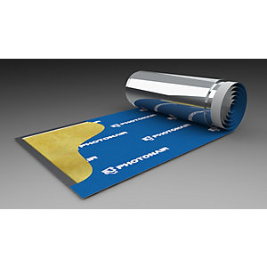 PhotonAir Multifoil Breather Membrane 33mm 1200mm x 10m