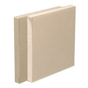 British Gypsum Gyproc 12.5mm Square Edge Plasterboard 3000mm x 1200mm