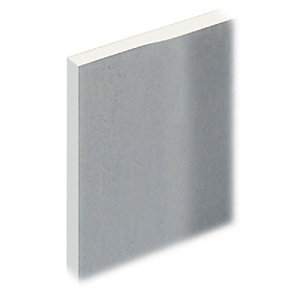 Knauf Plasterboard Standard Wallboard 12.5mm Tapered Edge 2500mm x 1200mm
