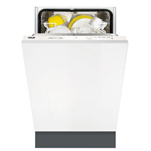 neue 45cm Integrated Dishwasher IDSH452W