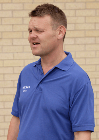 Nottingham North manager