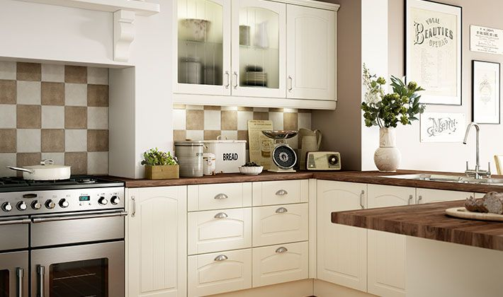 Image gallery kitchens wickes for Take away kitchen units