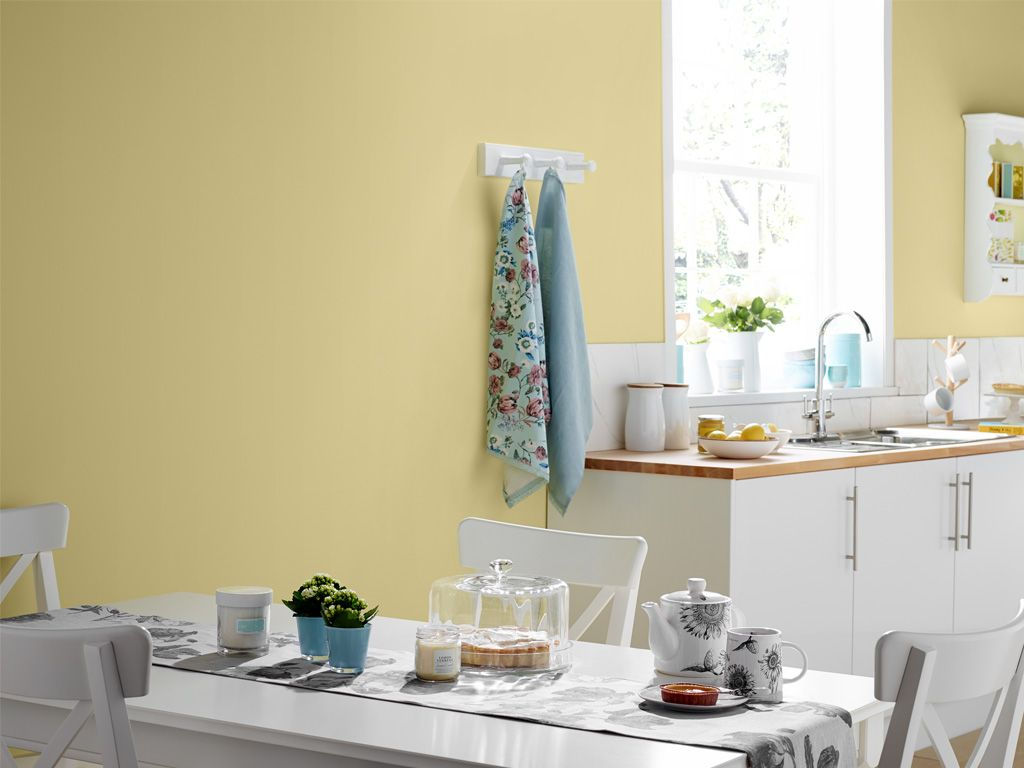 Colour at home kitchen range wickes for Colour choice for kitchen