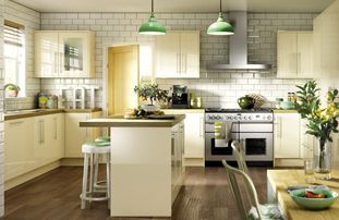 Plan your dream kitchen - Ambient Lighting