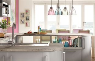Kitchen Trends - Colour Spectrum
