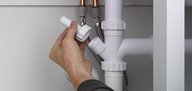 How To Plumb In A Dishwasher Or Washing Machine   Wickes.co.uk