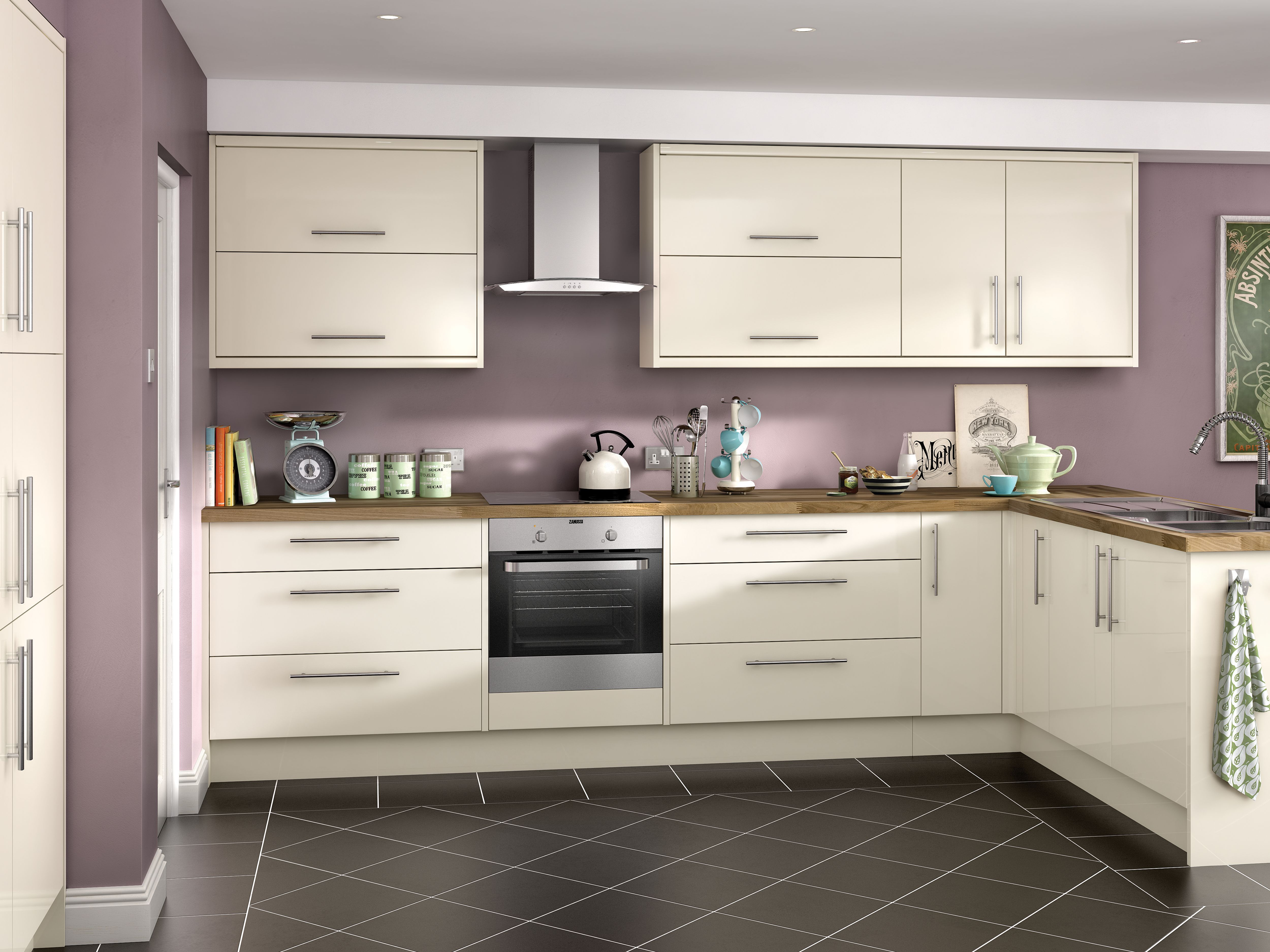 Ready to fit Kitchens Wickescouk