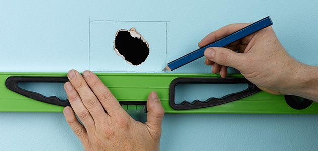 how to make small screws fit in a bigger hole