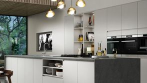 Camden Showroom Kitchen