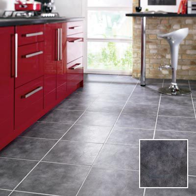 Tiling Ideas Inspiration Wickescouk - Dark grey matt kitchen
