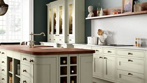 Heritage Showroom Kitchen