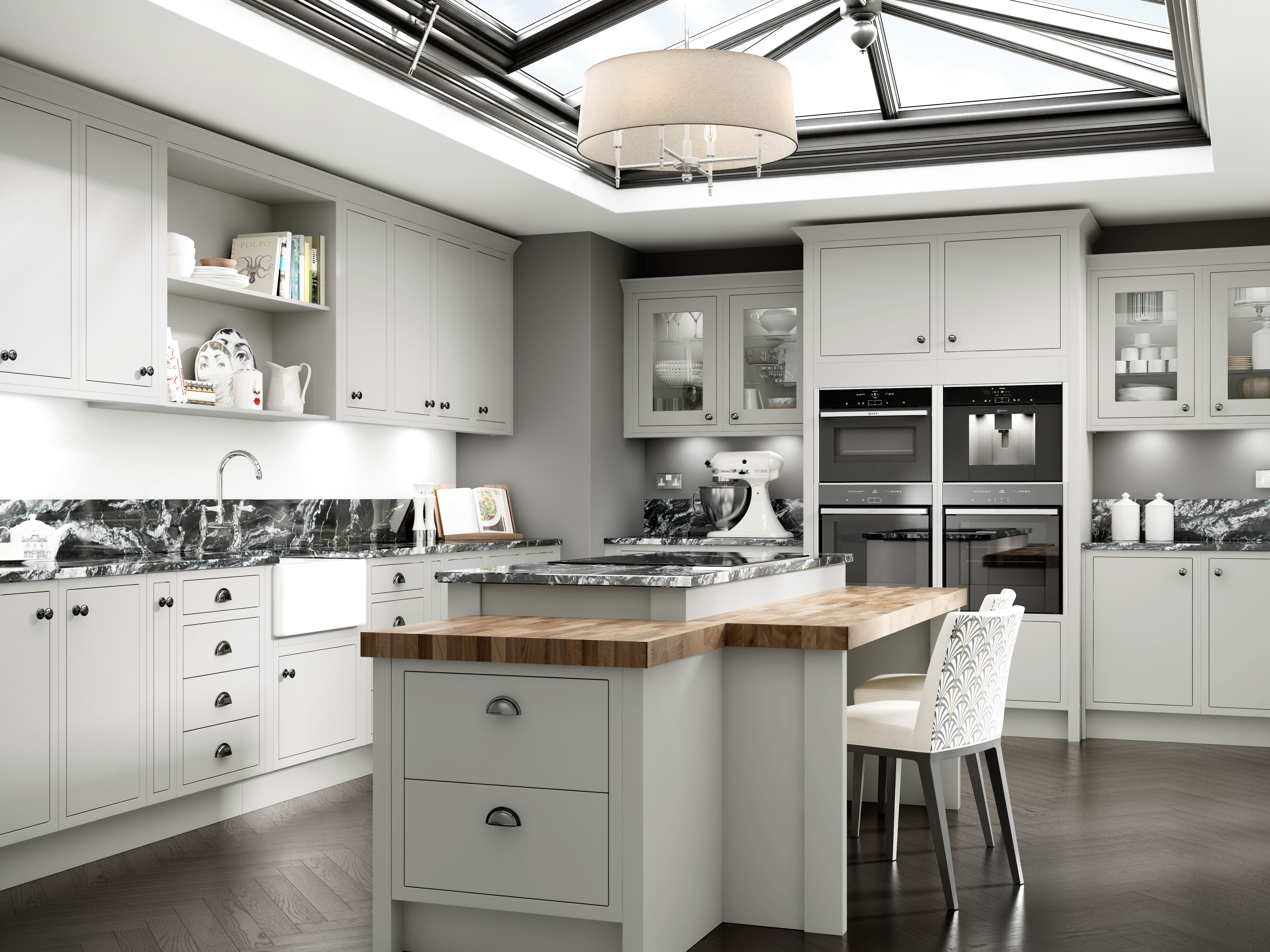 Radley Contemporary Kitchen Wickes Co Uk