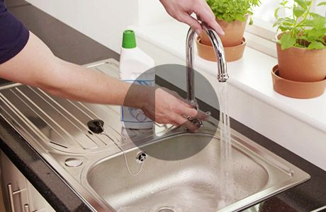 Fix a Leaking Kitchen Sink | How to Videos