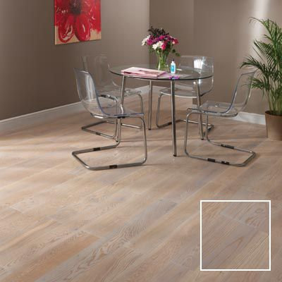 Prussian white engineered wood