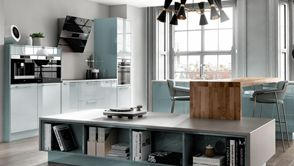 Esker Showroom Kitchen
