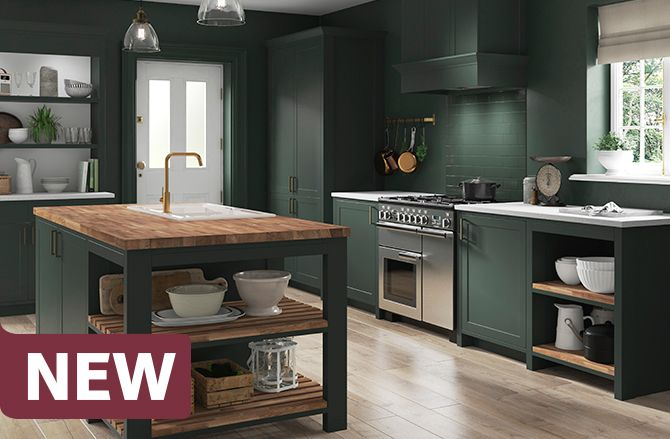 Cambridge Kitchen Range