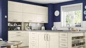 Tiverton Showroom Kitchen