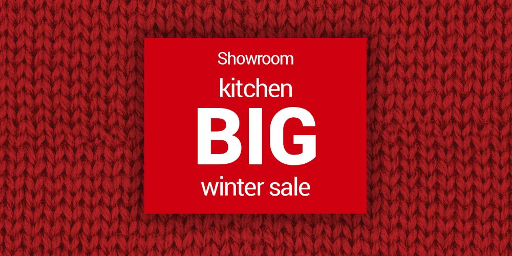 Up to 50% off kitchen units