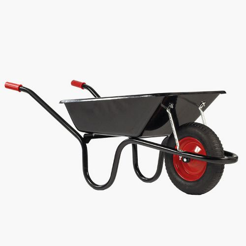 Chillington Camden Classic Black Wheelbarrow - 85L
