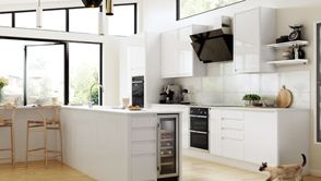 Sofia Showroom Kitchen