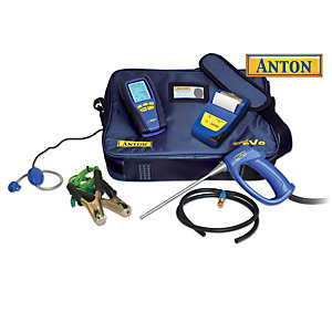 Sprint Evo3 Bluetooth Flue Analyser Kit 2 Including Leak Probe Printer & Anton Pressure Relief Valve