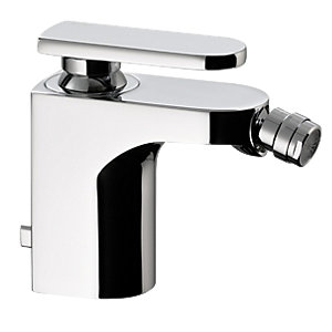 Abode Ab1003 Rapture Bidet Single Lever Mixertap & Pop Up Waste Chrome