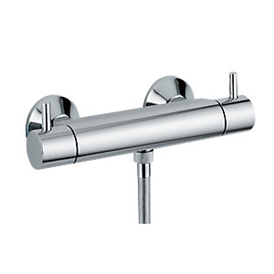 Abode Harmonie Thermostatic Bar Mixer Shower AB2104