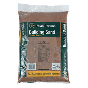 Travis Perkins Building Sand Trade Pack (Minimum Order Qty of 5)