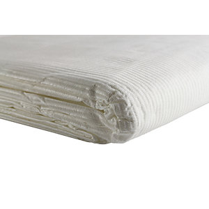4Trade PAPER/POLYTHENE Dustsheet 3.6 x 2.7m 80gSM