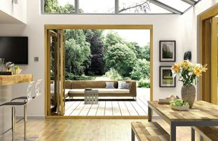 Albery Folding Patio Doors